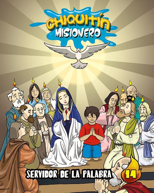Chiquitín Misionero #14