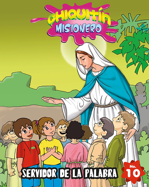 Chiquitín Misionero #10