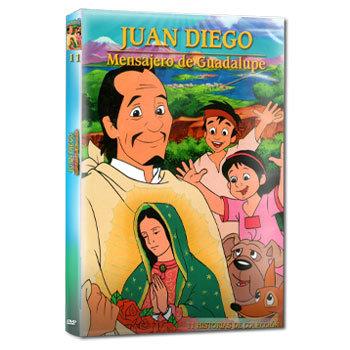 Juan Diego: Mensajero de Guadalupe (infantil)