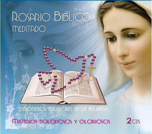 Rosario Bíblico Meditado, dolorosos y gloriosos