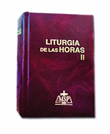 Liturgia De Las Horas Tomo II