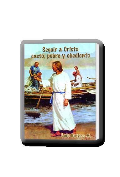 SEGUIR A CRISTO CASTO, POBRE Y OBEDIENTE.