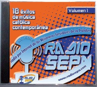 18 éxitos de Radiosepa