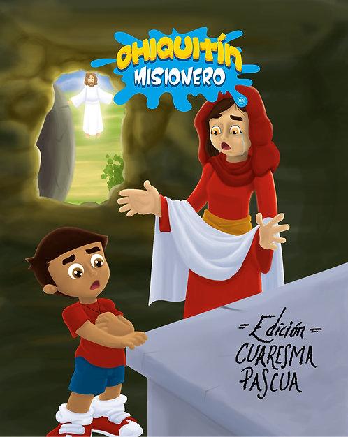 Chiquitín Misionero Cuaresma-Pascua