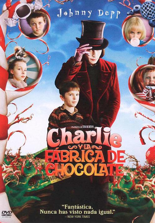 Charly y la fábrica de Chocolates