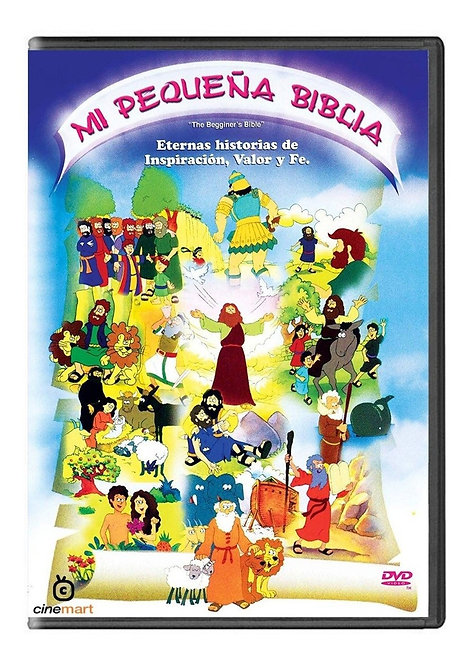 Mi Pequeña Biblia (infantil)