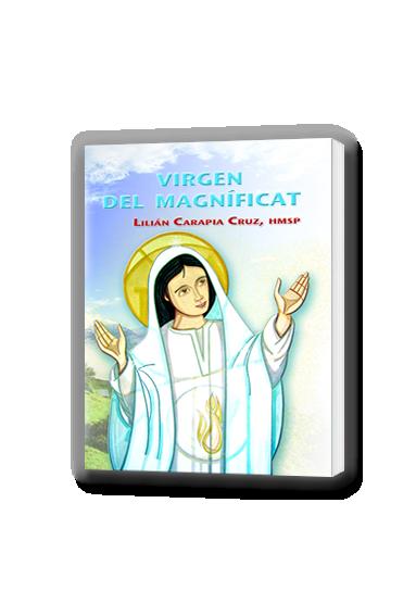 Virgen del Magníficat Libro de bolsillo 8*11 cm