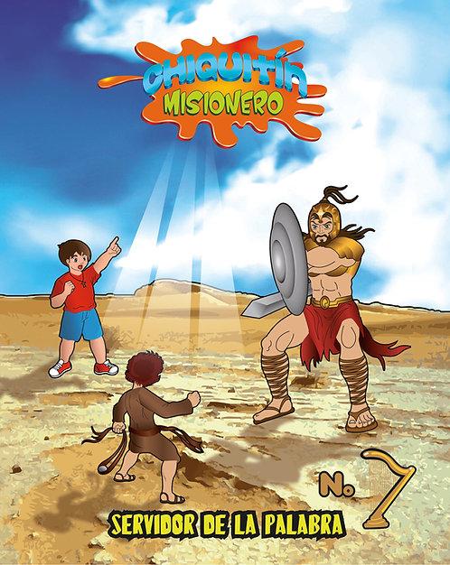 Chiquitín Misionero #7