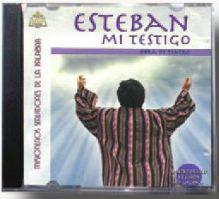 Esteban mi testigo
