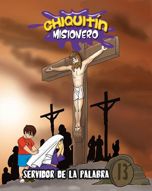Chiquitín Misionero #13