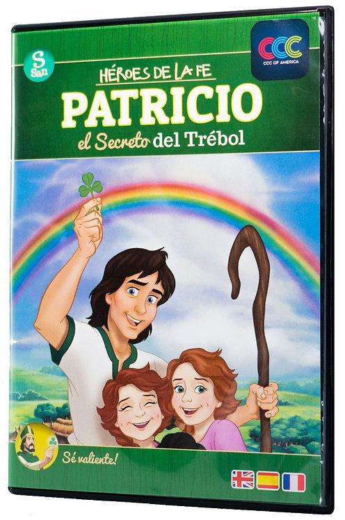 Patricio: El Secreto del Trébol (infantil)