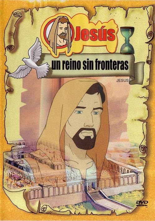 Jesús un Reino sin Fronteras (infantil)