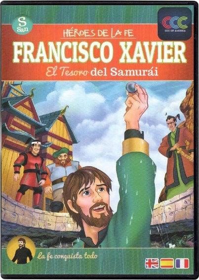 Francisco Xavier: El Tesoro del Samurai (infantil)