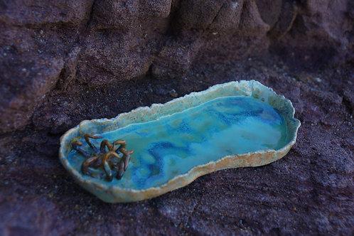 Porte Savon Mollusque N°5