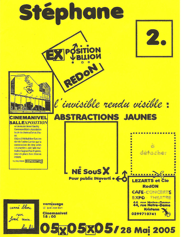 2005 CinéManivel Redon