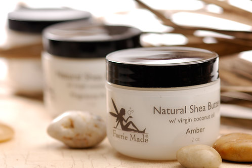 Natural Shea Butter w/ Virgin Coconut Oil