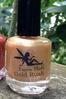 Gold Rush Nail Polish