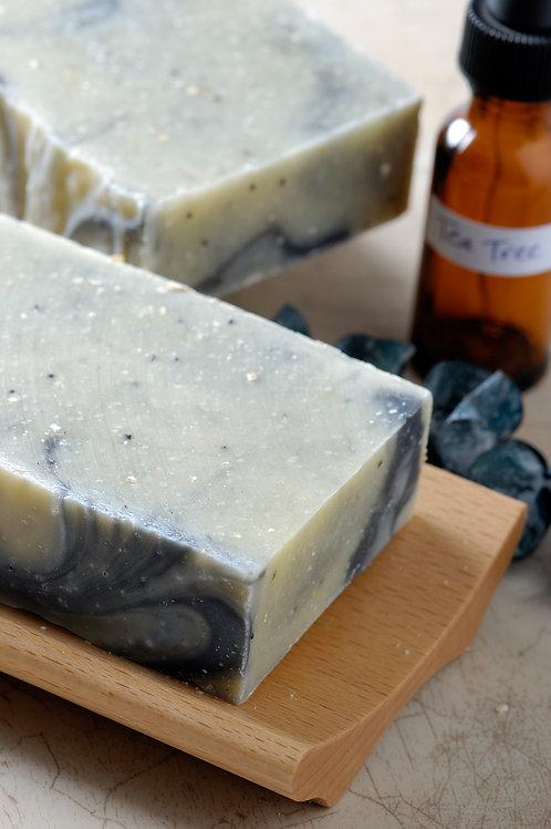 Tea Tree Eucalyptus Handmade Soap