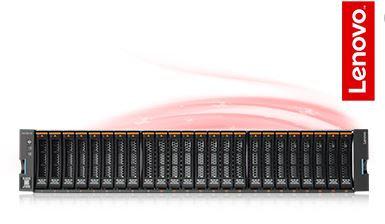 Lenovo Storage V3700 V2 SFF (P/N: 6535C2D-SAS)