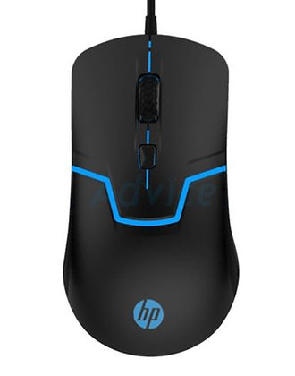USB Optical Mouse HP GAMING (M100) Black