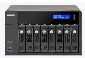 QNAP TVS-871 Core i7 [P/N TVS-871-i7-16G]