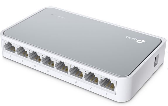 Switch TP-LINK SOHO (TL-SF1008D)
