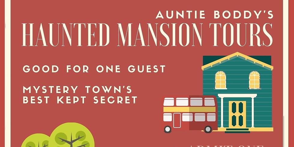 Auntie Boddy's Haunted Mansion
