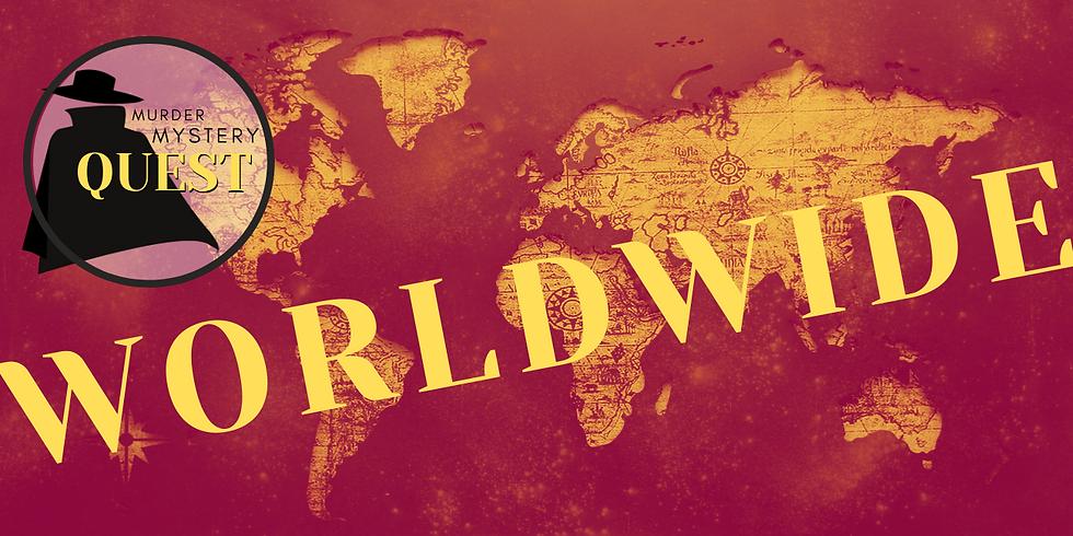 Murder Mystery Quest: Worldwide