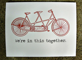 Is pushing pedals pushing your relationship limits.