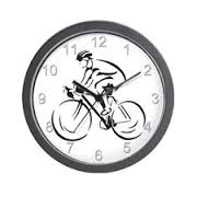 What keeps riders from improving?  Time.