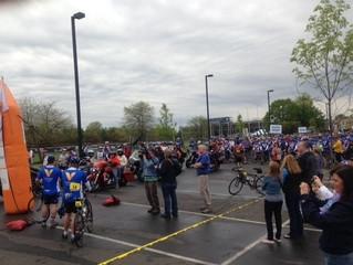 The 2013 MS Coast the Coast Bike Ride Charity Event