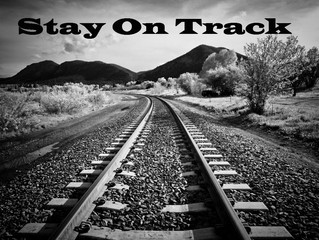 Keeping your training on track