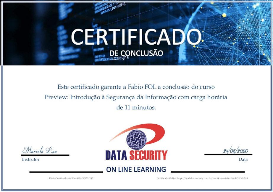 Introdução à Segurança da Informaça