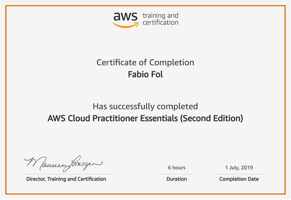 AWS Cloud Practitioner Essentials (Secon
