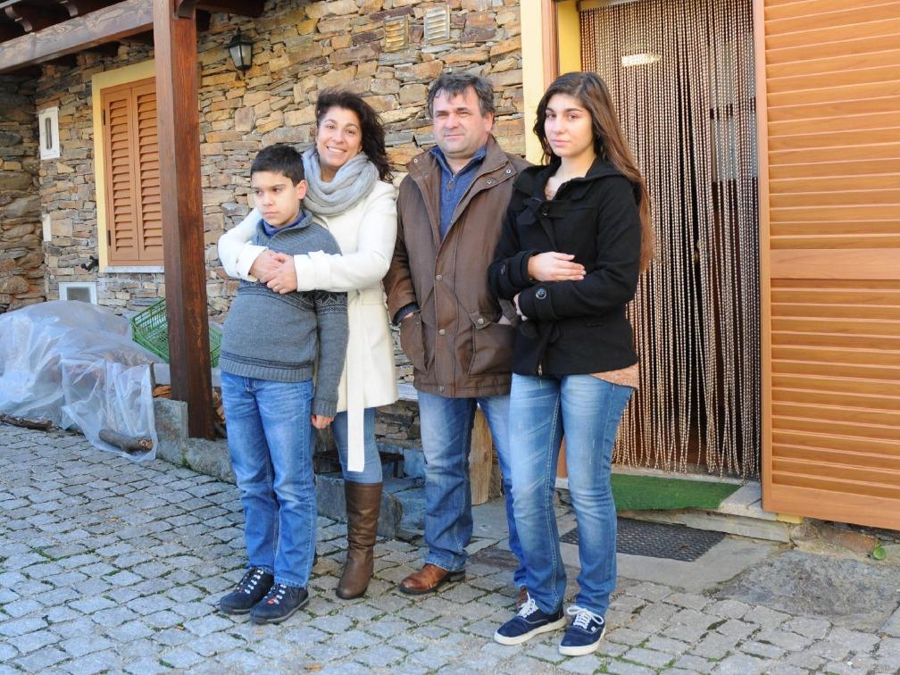 Família Guedes - Gaia