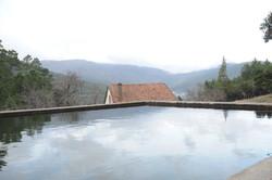 Tanque e casa do Guarda