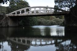 Ponte Praia fluvial
