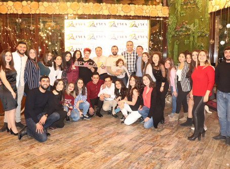 The largest Youth organization of Armenia is 20 years old!