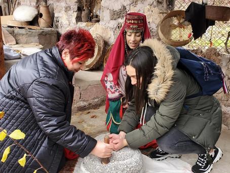 Երիտասարդները զինվեցին ազգային-ավանդական տոնացույցի վերաբերյալ տեսական և գործնական գիտելիքներով