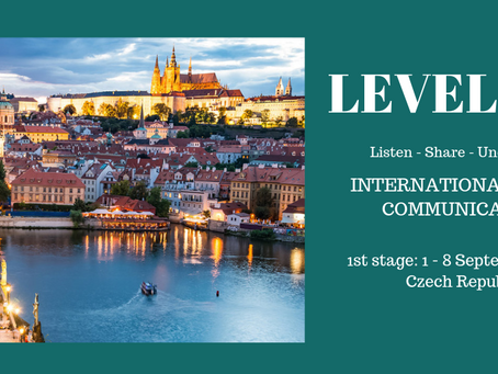 """Call for participants! """"Level Up"""" project in Czech Republic & Spain!"""