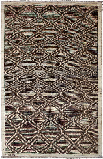 """Hand Knotted Navajo Rug  5'10"""" x 8'8"""""""