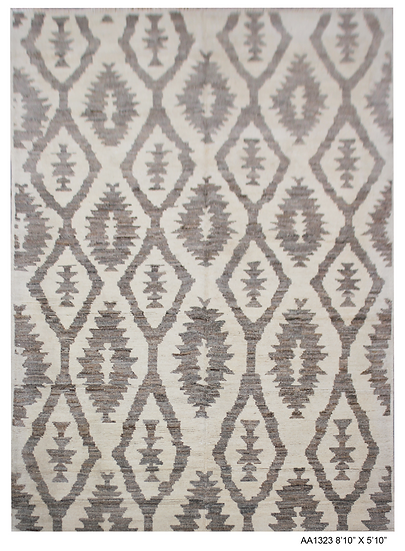 """Hand Knotted Navajo Rug - 5'10"""" x 8'10"""""""