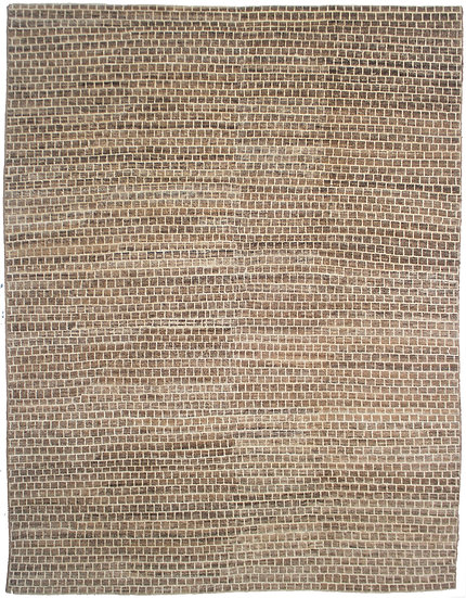"""Hand Knotted Navajo rug - 9'2' x 11'8"""""""