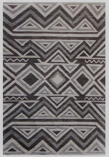 """Hand Knotted Navajo Rug 10'4"""" x 13'10"""""""