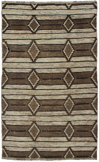 """Hand Knotted Navajo Rug - 8'10"""" X 5'9"""""""
