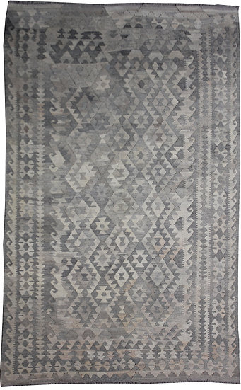 """Hand Knotted Kilim 6'10"""" x 9'6"""""""