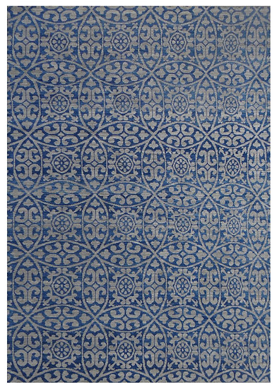 """Hand Knotted Gabbeh Rug -  10'7"""" x 7'4"""""""