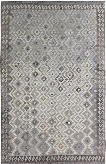 """Hand Knotted Kilim 6'10"""" x 9'5"""""""
