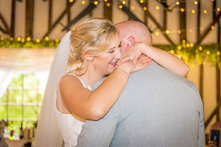 Bride and Groom First Dance Wedding Photography