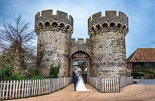 Cooling Castle Barn Kent Wedding Photography